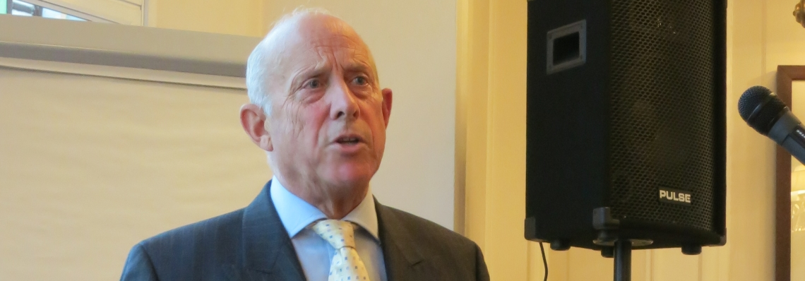 Godfrey Bloom: Why Traditionalism and Libertarianism are not incompatible