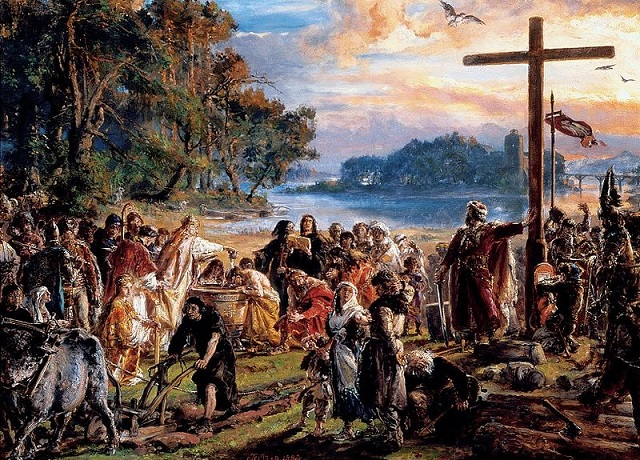 1050th Anniversary of the Baptism of Poland and its significance to the future of Christianity in the West