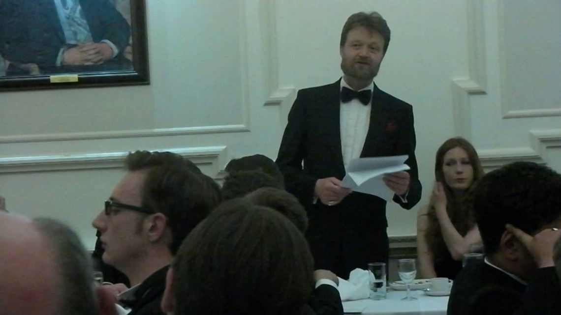The Traditional Britain Group Annual Dinner Address