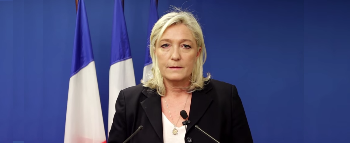 Marine Le Pen - Front National - Charlie Hebdo Statement: English Translation