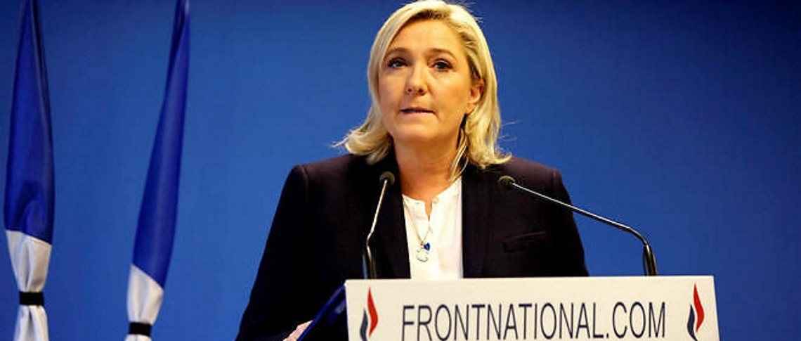 Marine Le Pen Statement on Paris Islamic State Attacks - English Translation