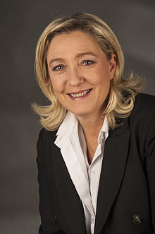 Marine Le Pen's statement to the press of 26th July 2016