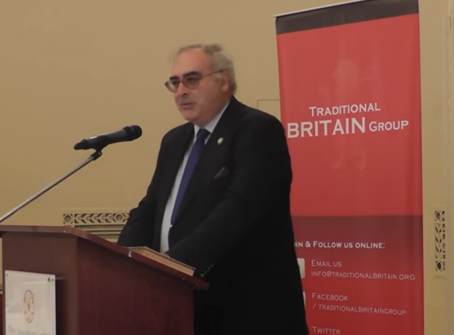 Stuart Millson - The Meaning of English Nationhood - Traditional Britain Conference 2015.