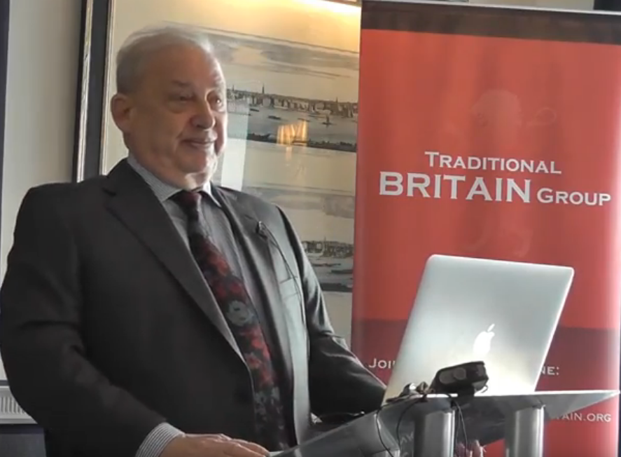 Alexander Boot: How Modernity Destroys Our Political Culture - Traditional Britain Conference 2017