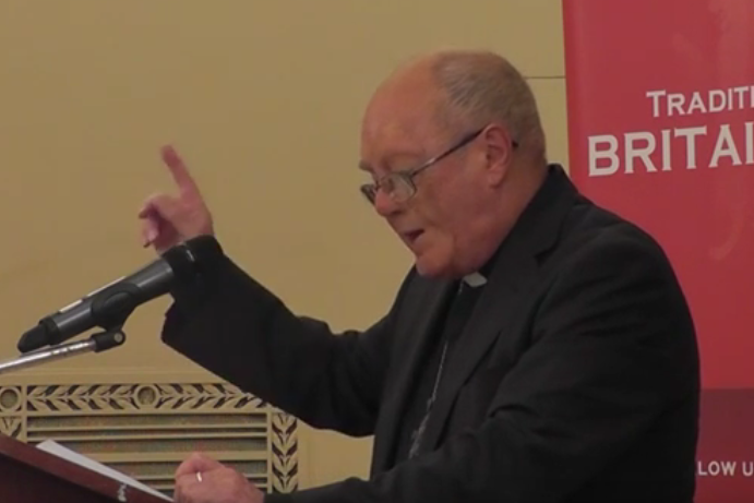 Resign, Bishop Warner! Resign Archbishop Welby! - Rev. Peter Mullen