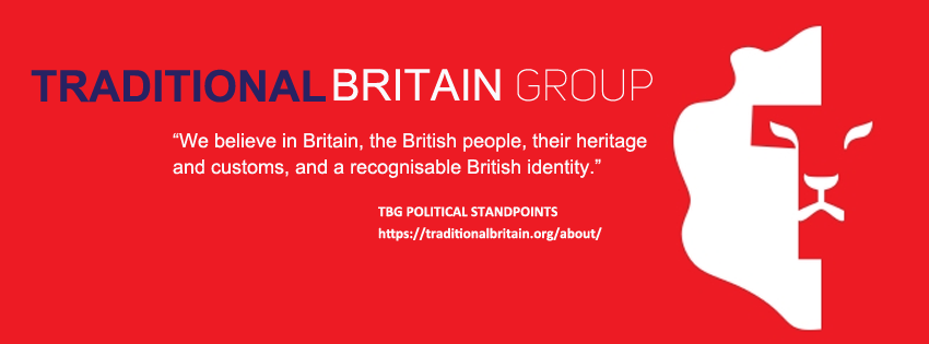 The Traditional Britain Conference 2019, October 19th