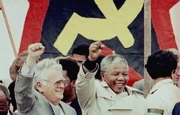 Archive: WGI Viewpoint Paper - The Mandela Myth - James Gibb Stuart (1990)
