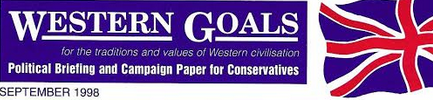 Archive: Western Goals Autumn Issue 1998