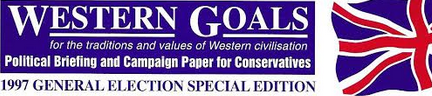 Archive: Western Goals Institute Spring 1997 - Election Issue